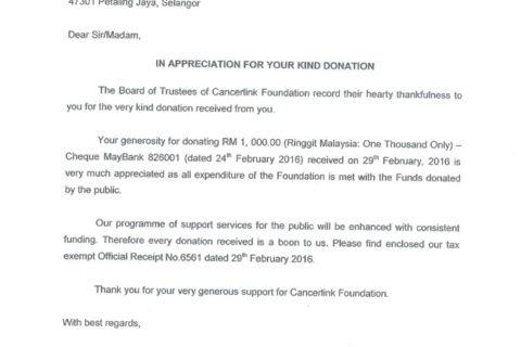 Cancerlink Foundation
