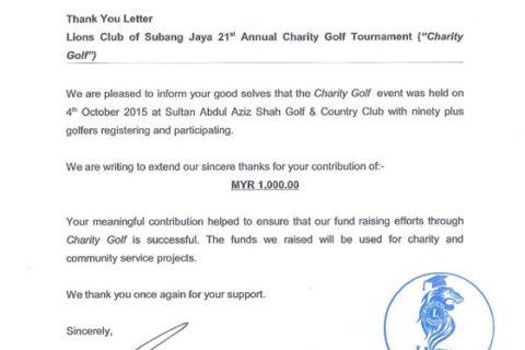 Lions Club of Subang Jaya